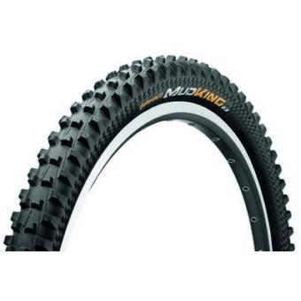 Continental gumiabroncs kerékpárhoz 57-584 Mud King2 27,5x2,3 fekete/fekete Skin