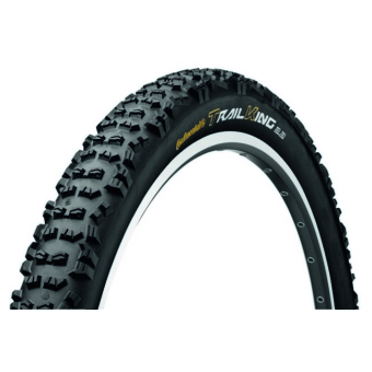 Continental gumiabroncs kerékpárhoz 55-584 Trail King 2.2 RaceSport  27,5x2,2 fekete/fekete, hajtogathatós