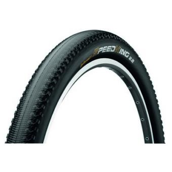 Continental gumiabroncs kerékpárhoz 55-584 Speed King II 2.2 RaceSport 27,5x2,2 fekete/fekete, Skin hajtogathatós