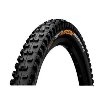 Continental gumiabroncs kerékpárhoz 60-584 BaronProLTD 27,5x2,4 fekete/fekete, Skin, hajtogathatós PTAp