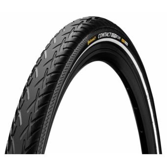Continental gumiabroncs kerékpárhoz 42-622 Contact City 28x1,60 fekete/fekete, reflektoros