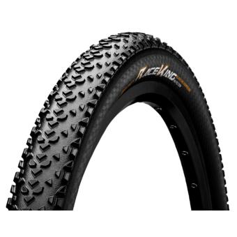 Continental gumiabroncs kerékpárhoz 55-584 Race King 2.2 ProTection 27,5x2,2 fekete/fekete, Skin hajtogathatós