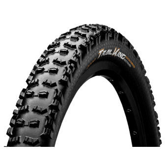Continental gumiabroncs kerékpárhoz 55-584 Trail King 2.2 ProTection Apex 27,5x2,2 fekete/fekete, hajtogathatós