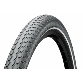 Continental gumiabroncs kerékpárhoz 50-622 RIDE Cruiser 28x2,0 szürke/szürke, reflektoros