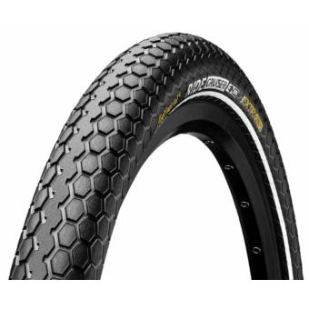 Continental gumiabroncs kerékpárhoz 55-622 RIDE Cruiser 28x2,2 fekete/fekete, reflektoros