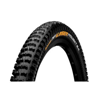 Continental gumiabroncs kerékpárhoz 60-584 Der Kaiser Projekt Protection Apex 2.4 27,5x2,4 fekete/fekete hajtogathatós