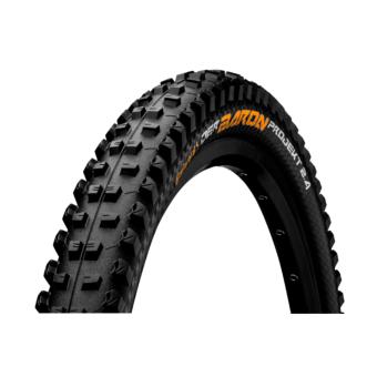 Continental gumiabroncs kerékpárhoz 60-584 Der Baron Projekt Protection Apex 2,4  27,5x2,4 fekete/fekete, Skin hajtogathatós