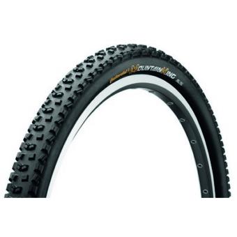Continental gumiabroncs kerékpárhoz 55-584 Mountain King II 2.2  27,5x2,2 fekete/fekete, Skin hajtogathatós