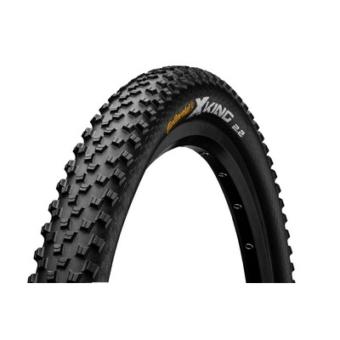 Continental gumiabroncs kerékpárhoz 55-584 X-King 2.2 Performance 27,5x2,2 fekete/fekete, Skin