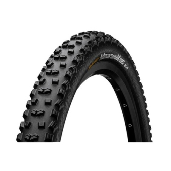 Continental gumiabroncs kerékpárhoz 60-584 Mountain King II 2.4 Performance 27,5x2,4 fekete/fekete, Skin