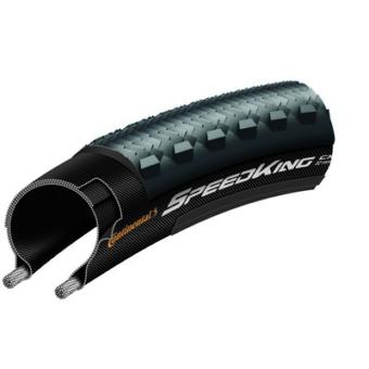 Continental gumiabroncs kerékpárhoz 35-622 Speed King CX Performance 700x35C fekete/fekete, Skin hajtogathatós