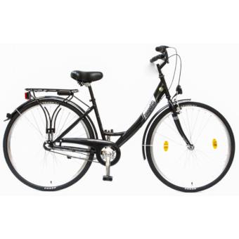 """Csepel BUDAPEST """"A"""" 28/17 N3 Agyváltós Városi Kerékpár- Több színben"""