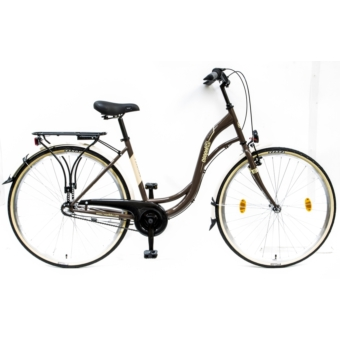 Csepel VELENCE 28/19 N3 17YS7432 női kerékpár - 2020