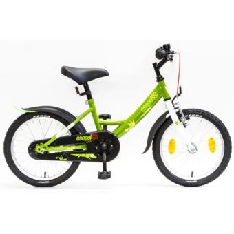 Csepel DRIFT 16 GR 17 ZÖLD-GYIKOS gyermek kerékpár - 2020