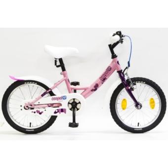 Csepel LILY 16 GR 17 ROZSASZIN-SZIVECSKE VIZILO gyermek kerékpár - 2020
