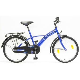 Csepel POLICE 20 GR 17 gyermek kerékpár - 2020