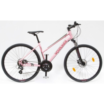 Csepel WOODLANDS CROSS 700C 28/191.1 21SP női kerékpár - 2020