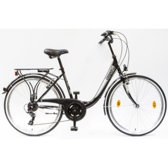 Csepel BUDAPEST B 26/18 7SP 19női kerékpár - 2020
