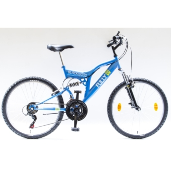 Csepel BW. FULLY 24/17 18SP 2019 gyermek kerékpár - Több színben