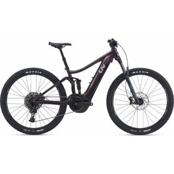 Giant Liv Embolden E+ 1 2021 Női összteleszkópos MTB kerékpár