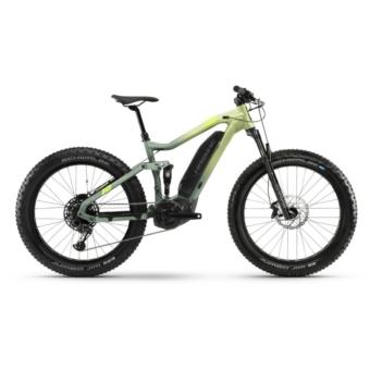 Haibike FullFatSix Férfi Elektromos Összteleszkópos Fatbike MTB Kerékpár 2021