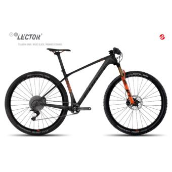 """GHOST LECTOR 9 UC 29"""" Férfi MTB Hardtail kerékpár 2017"""