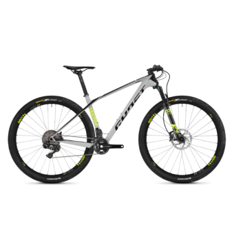 Ghost Lector 8.9 LC U Férfi MTB kerékpár Grey / Black / Yellow  2019
