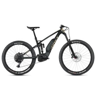 Ghost Hybride SLAMR X S5.7+ LC Férfi Elektromos Összteleszkópos Enduro MTB kerékpár - 2020 - E-BIKE