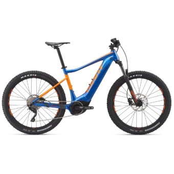 Giant Fathom E+ 2 Pro 27,5 Férfi Elektromos MTB kerékpár 2019 - Cobalt Blue