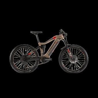 Haibike SDURO FullSeven LT 4.0 Férfi Elektromos Összteleszkópos MTB Kerékpár 2020