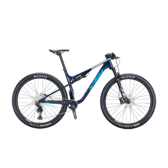 KTM SCARP ELITE Férfi Összteleszkópos MTB Kerékpár 2021