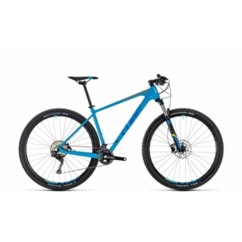"""CUBE REACTION C:62 BLUE´N´GREY 2018 29"""" MTB Kerékpár"""