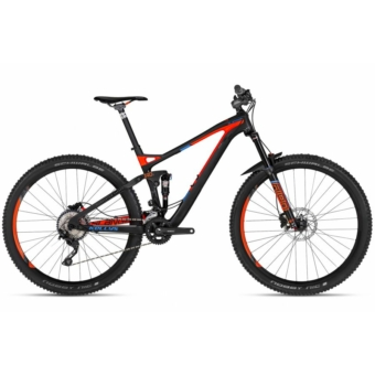 """Kellys Slanger 10 2018  29"""" Összteleszkópos MTB Kerékpár"""