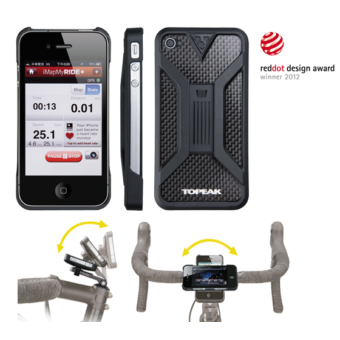 Topeak ride case iphone 4/ 4 s
