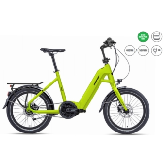 Gepida Pugio INT Nexus 7 400 2021 elektromos kerékpár