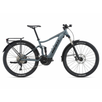 Giant Stance E+ EX 2021 Férfi Elektromos Összteleszkópos MTB Kerékpár