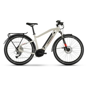 Haibike Trekking 4 2021 Férfi elektromos trekking kerékpár