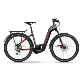 Haibike Trekking 9 Lowstep Unisex Elektromos Trekking Kerékpár 2021
