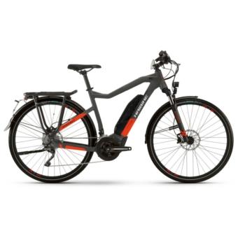 Haibike Trekking S 9 Férfi Speed Pedelec Trekking Kerékpár 2021