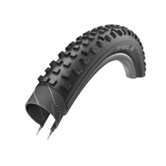 Kerékpár gumi Köpeny XLC TrailX 54-584, 27.5x2.10 fek.VT-06
