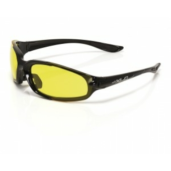 Kerékpár Napszemüveg Galapagos fekete, fényre söt.SG-F02