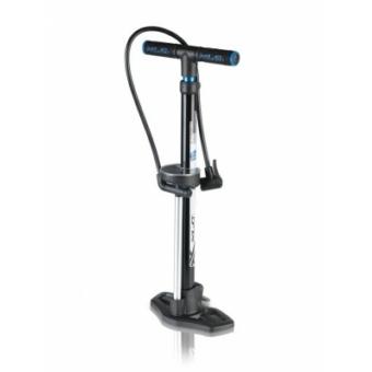 Kerékpár Pumpa XLC Beta muhelypumpa, alu, 11 bar PU-S02