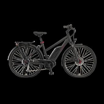 "Winora Tria 9 Damen 500Wh 28"" 9-G Alivio Női Elektromos Trekking Kerékpár"