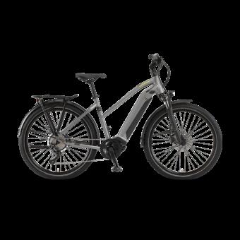 "Winora Sinus iX10 Damen i500Wh 27,5""10-G Deore Női elektromos kerékpár - 2020"