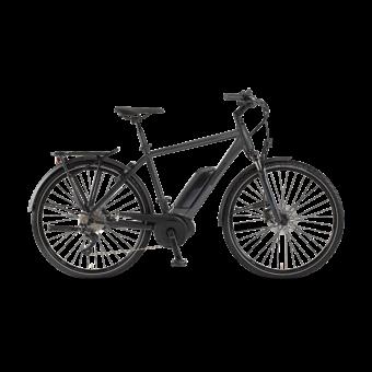 """Winora Tria 10 Herren 500Wh 28"""" 10-G Deore Férfi elektromos kerékpár - 2020"""