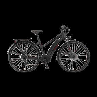 "Winora Yucatan 8 Damen 400Wh 28"" 8-G Altus Női Elektromos Trekking Kerékpár"