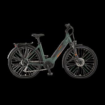 """Winora Yucatan i9 Einrohr i500Wh 28"""" 9-G Alivio Unisex Elektromos Trekking Kerékpár 2020"""