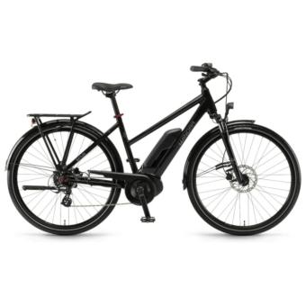 "Winora Tria 7eco Damen 400Wh 28"" 7-G Acera Női Elektromos Trekking Kerékpár"