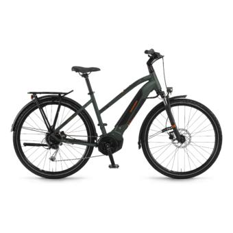 """Winora Yucatan i9 i500 28"""" TRAPÉZ Női Elektromos Trekking Kerékpár 2020"""