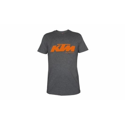 KTM Factory Team T-shirt KTM Logo black/orange